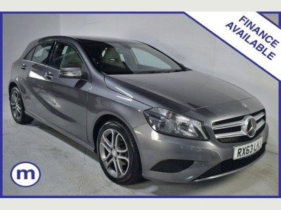 Mercedes Benz A-class A180 Cdi Blueefficiency Sport