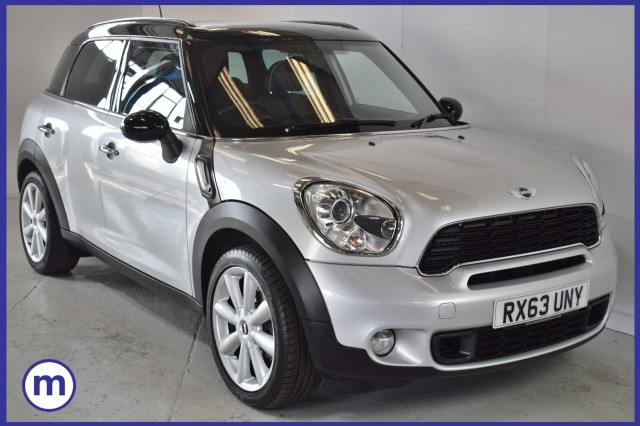 Used Mini Countryman Cooper S All4 Hatchback