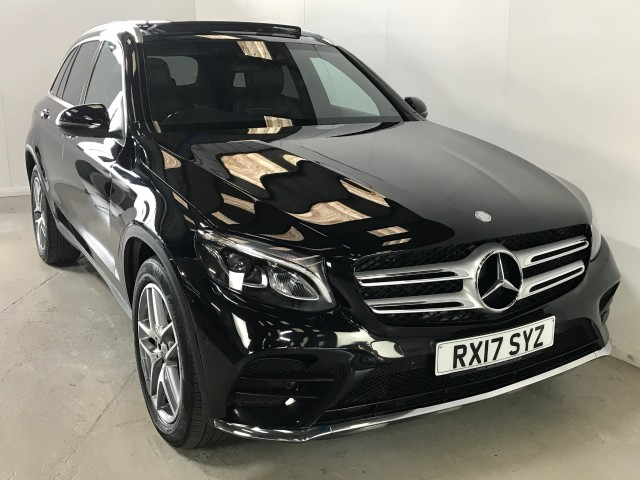 Used Mercedes Benz Glc-class Glc 220 D 4matic Amg Line Premium Plus Estate