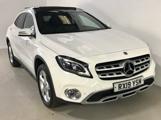 Used Mercedes Benz Gla-class Gla 250 4matic Sport Premium Plus Estate