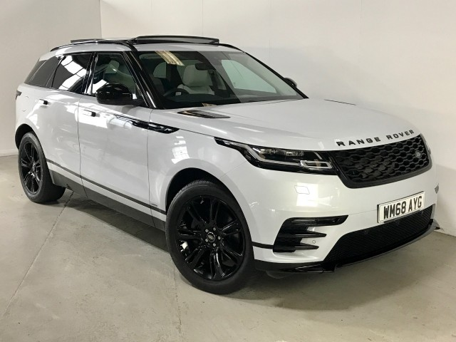 Used Land Rover Range Rover Velar R-dynamic S Estate