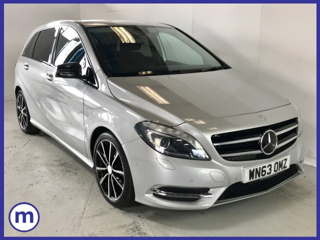 Used Mercedes Benz B-class B180 CDi BlueeffiCiency Sport MPV