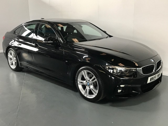 Used BMW 4 Series 430i M Sport Gran Coupe Coupe