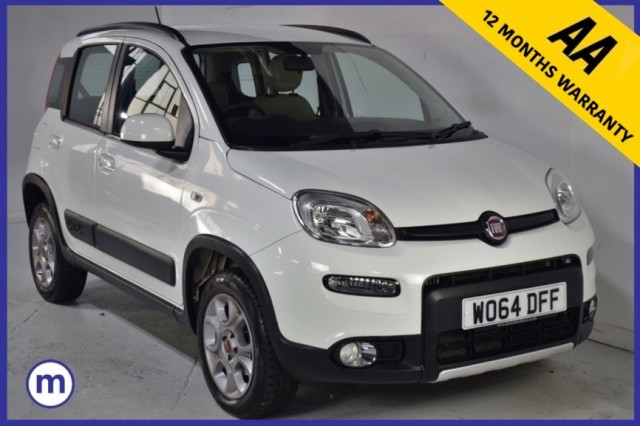 Used Fiat Panda 4x4 MultiJet Hatchback