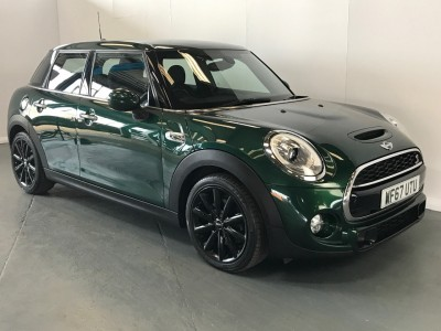 Mini Hatch Cooper Sd