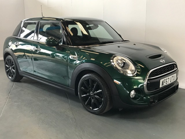 Used Mini Hatch Cooper Sd Hatchback