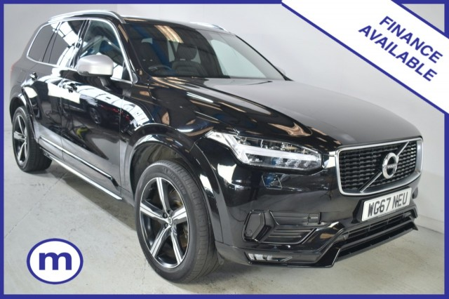 Used Volvo XC90 D5 Powerpulse R-design Awd Suv