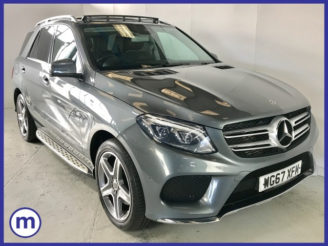 Used Mercedes Benz Gle-class Gle 250 D 4matic Amg Line Premium Estate