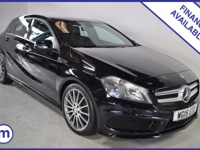Mercedes Benz A-class A180 Cdi Blueefficiency Amg Sport