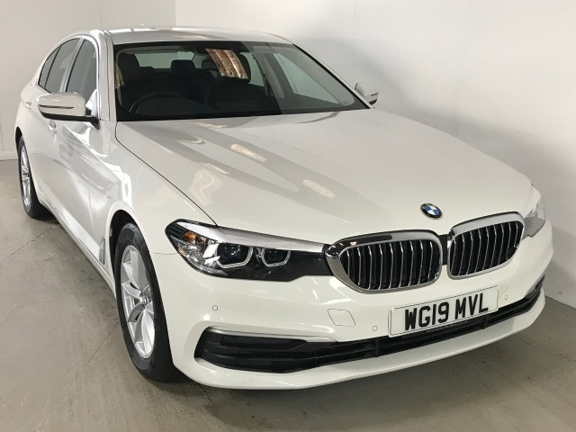 Used BMW 5 Series 520d Se Saloon