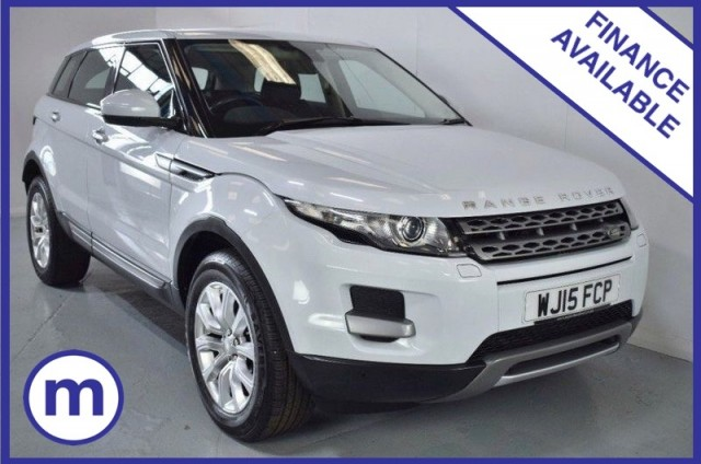 Used Land Rover Range Rover Evoque Sd4 Pure Tech Suv