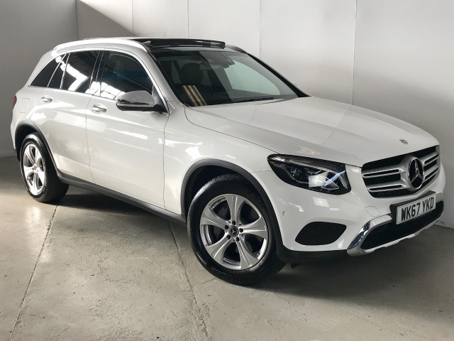 Used Mercedes Benz Glc-class Glc 220 D 4matic Sport Premium Estate