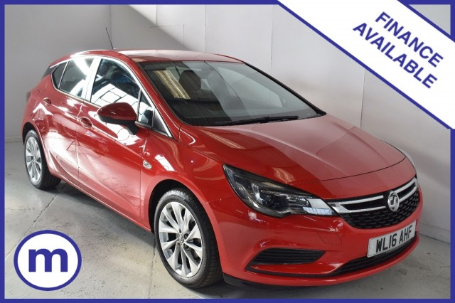 Used Vauxhall Astra Energy Hatchback