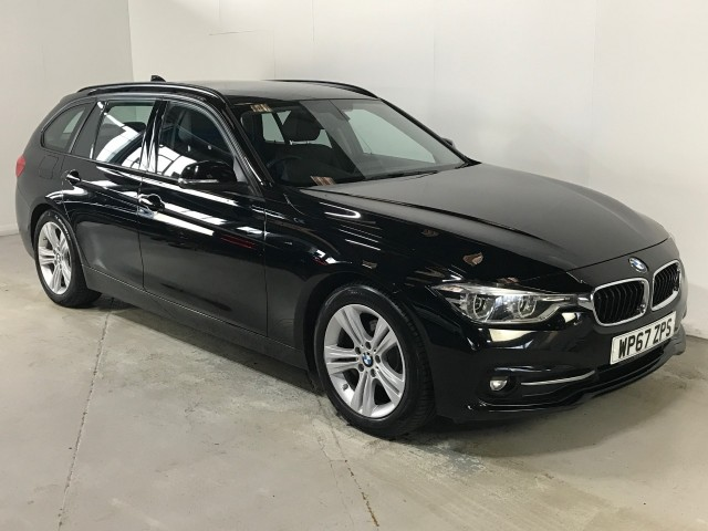 Used BMW 3 Series 320d Ed Sport Touring Estate