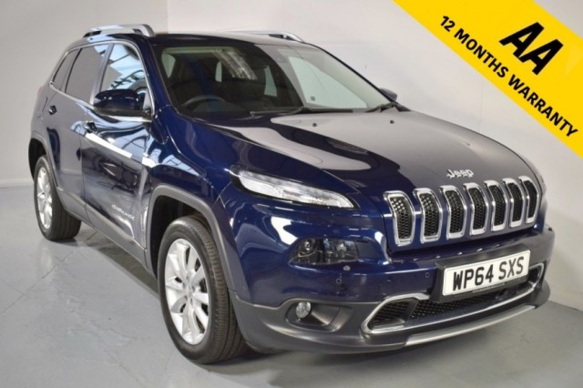 Used Jeep Cherokee M-jet Limited Suv