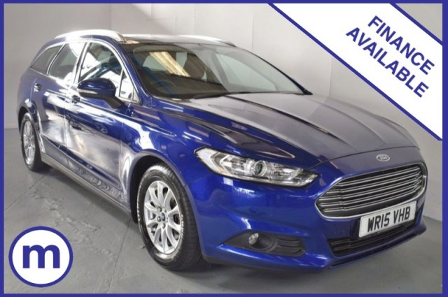 Used Ford Mondeo Style Econetic TDCi Estate