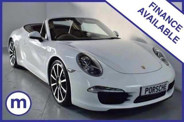 Used Porsche 911 Carrera 4s Pdk Convertible