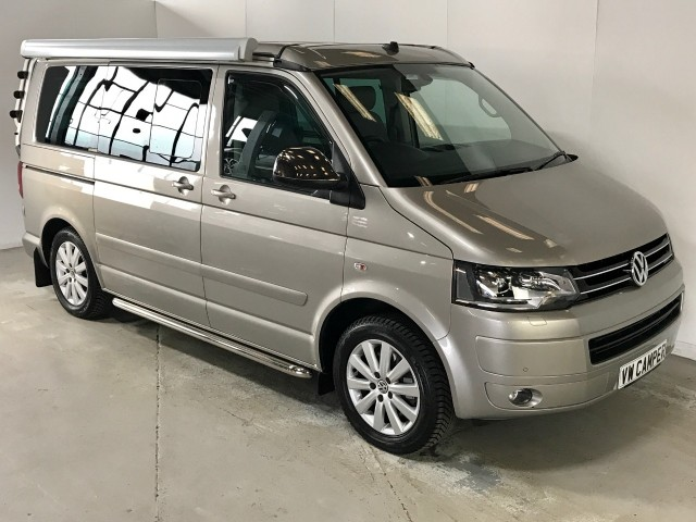 Used Volkswagen California SE TDi 4motion Bluemotion Technology Motorhome