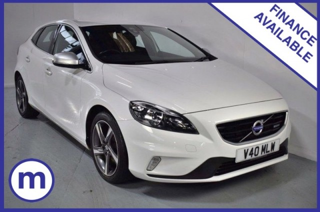 Used Volvo V40 D2 R-design Hatchback