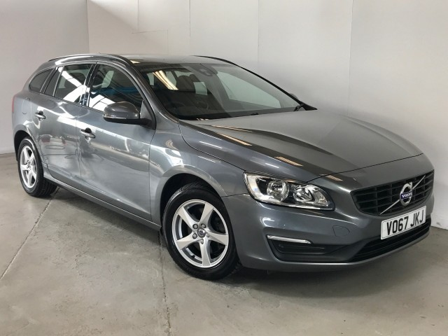 Used Volvo V60 D4 Business Edition Lux Estate