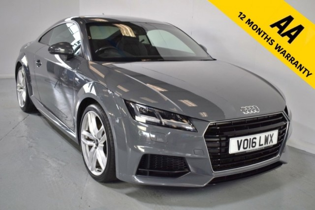 Used Audi TT TDi Ultra S Line Coupe