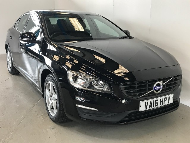 Used Volvo S60 D4 Business Edition Saloon