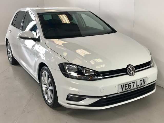 Used Volkswagen Golf GT Tsi Evo Hatchback