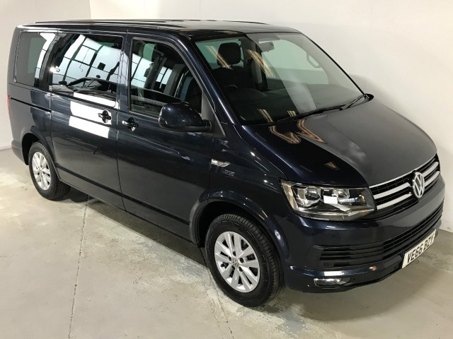 Used Volkswagen Caravelle SE TDi Bmt MPV
