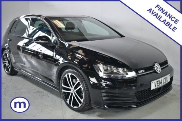 Used Volkswagen Golf GTD Hatchback
