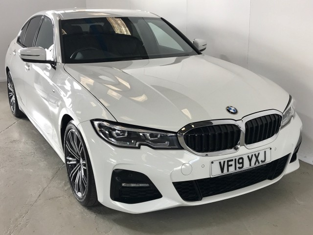 Used BMW 3 Series 330i M Sport Saloon