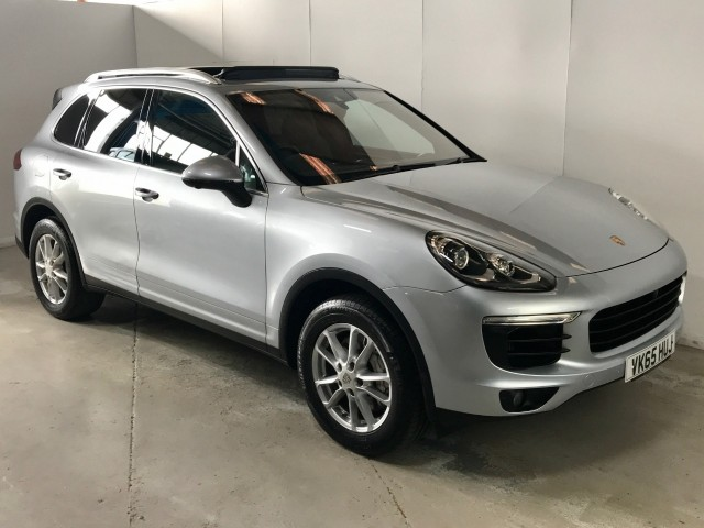 Used Porsche Cayenne V6 S Tiptronic S Estate