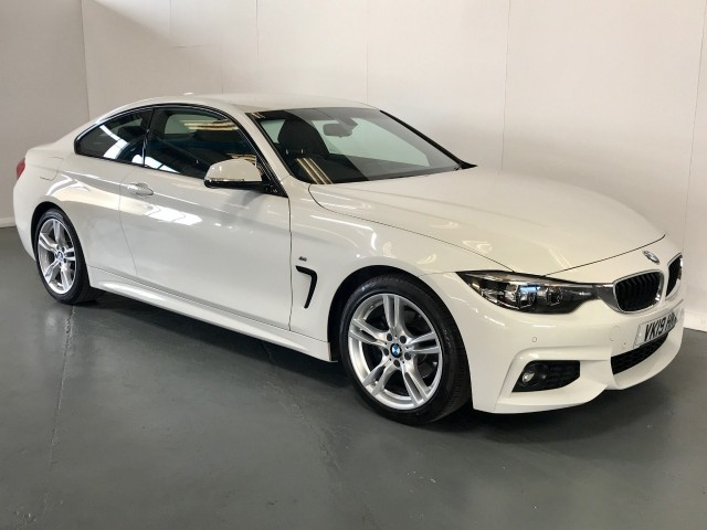 Used BMW 4 Series 420i M Sport Coupe