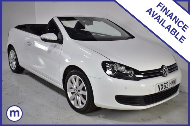 Used Volkswagen Golf S Tsi Convertible