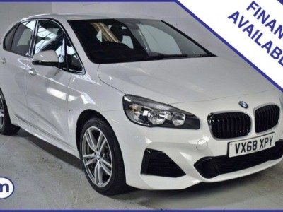 BMW 2 Series 225xe M Sport Active Tourer