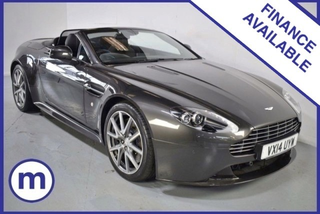 Used Aston Martin Vantage S V8 Roadster Convertible