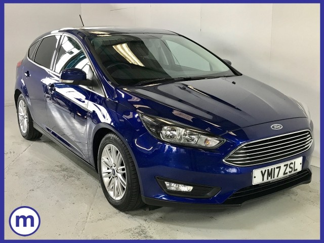 Used Ford Focus Zetec Edition TDCi Hatchback