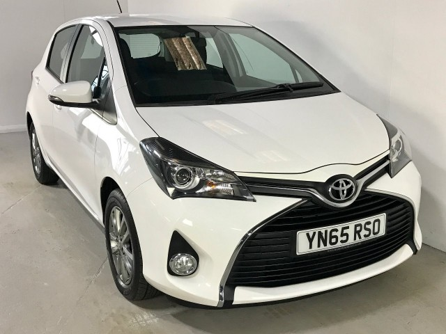 Used Toyota Yaris VVT-i Icon M-drive S Hatchback