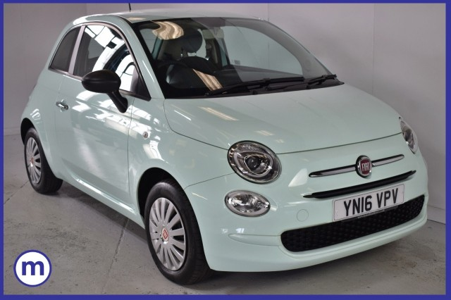 Used Fiat 500 Pop Hatchback