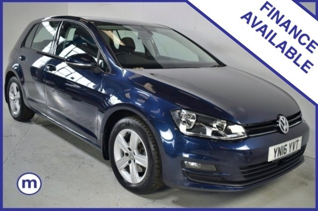 Used Volkswagen Golf Match Edition Tsi Bmt Hatchback