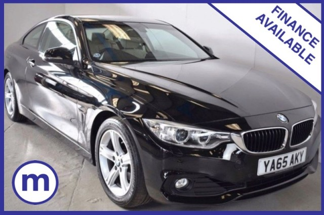 Used BMW 4 Series 420i Se Coupe