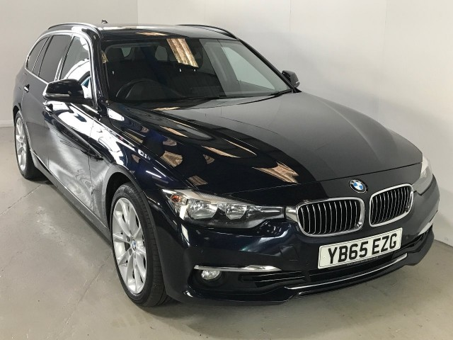 Used BMW 3 Series 330d Luxury Touring Estate