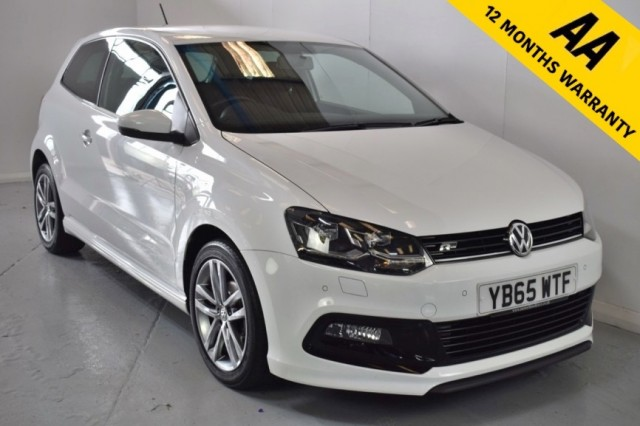Used Volkswagen Polo R Line Tsi Hatchback
