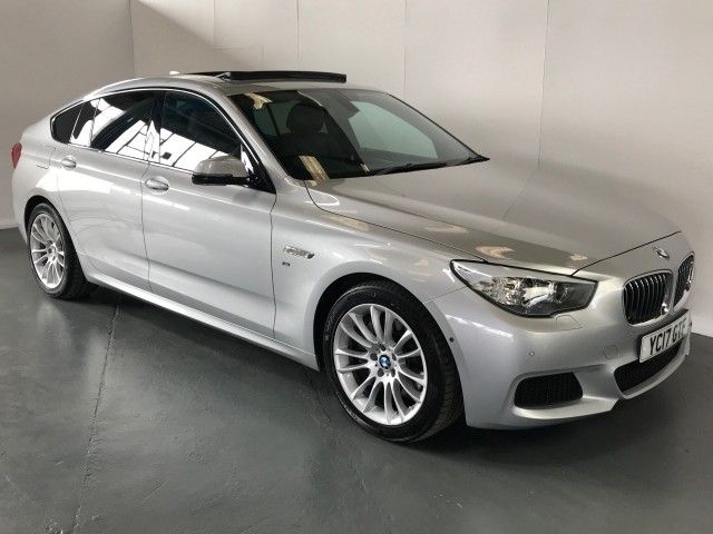 Used BMW 5 Series 520d M Sport Gran Turismo Hatchback