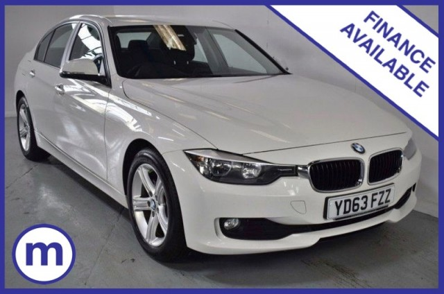 Used BMW 3 Series 318d Se Saloon