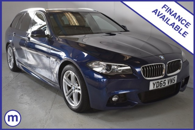 BMW 5 Series 520d M Sport Touring Estate