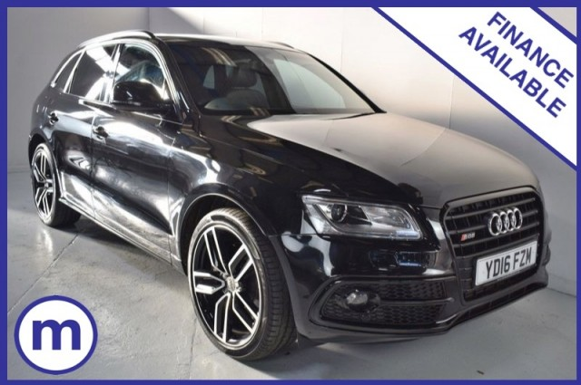 Used Audi Sq5 Plus TDi Quattro Suv