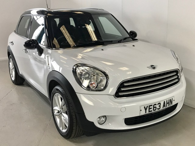 Used Mini Countryman Cooper D Hatchback