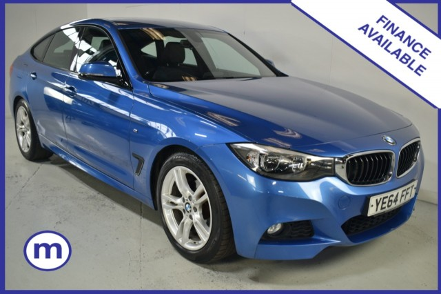 Used BMW 3 Series 318d M Sport Gran Turismo Hatchback
