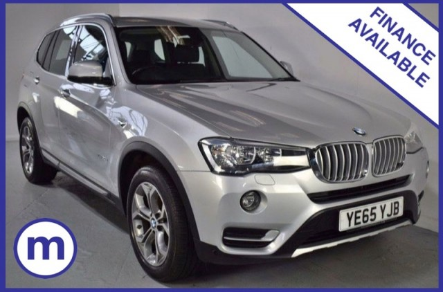 Used BMW X3 Xdrive30d Xline Suv