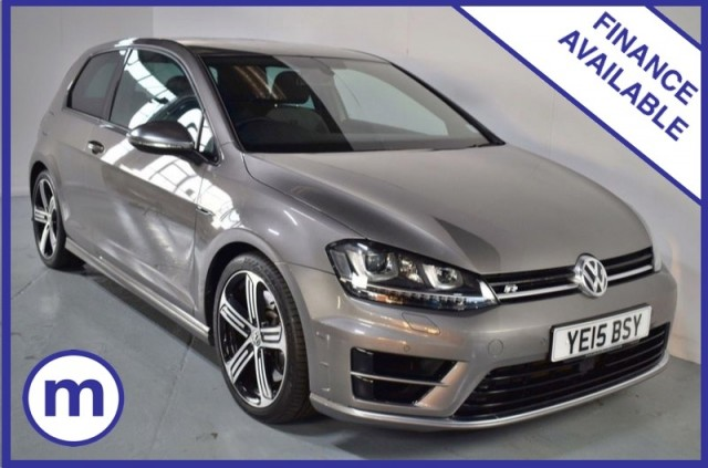 Used Volkswagen Golf R Hatchback